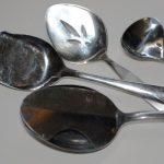 mustache spoon and other spoon oddities
